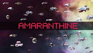 Amaranthine cover