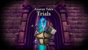 Azuran Tales: Trials cover