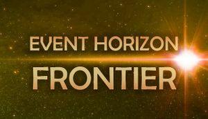 Event Horizon - Frontier cover