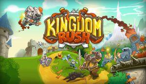 Kingdom Rush cover