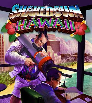 Shakedown: Hawaii cover