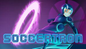Soccertron cover
