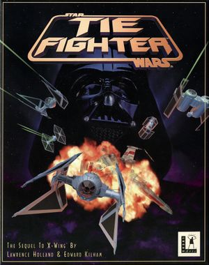 Star Wars: TIE Fighter cover