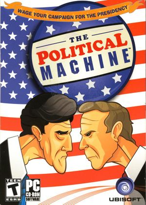 The Political Machine cover