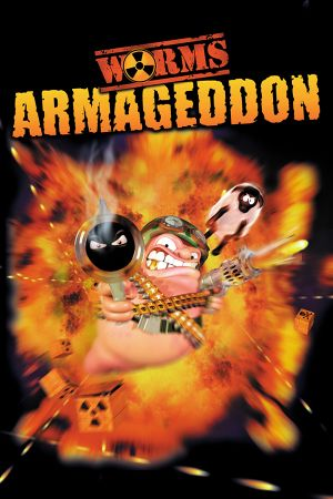 Worms Armageddon cover