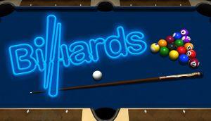 Billiards cover