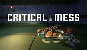 Critical Mess cover