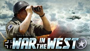 Gary Grigsby's War in the West cover