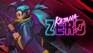 Katana Zero cover
