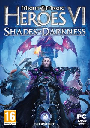 Might & Magic Heroes VI: Shades of Darkness cover