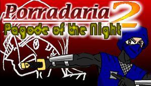 Porradaria 2: Pagode of the Night cover