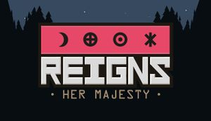 Reigns: Her Majesty cover