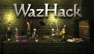 WazHack cover