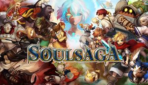 Soul Saga cover