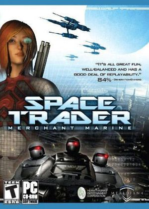 Space Trader: Merchant Marine cover