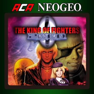 ACA NeoGeo The King of Fighters 2000 cover