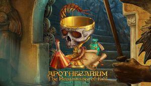 Apothecarium: The Renaissance of Evil - Premium Edition cover