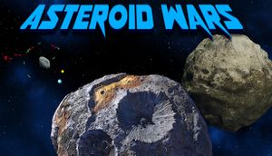 Asteroid Wars cover