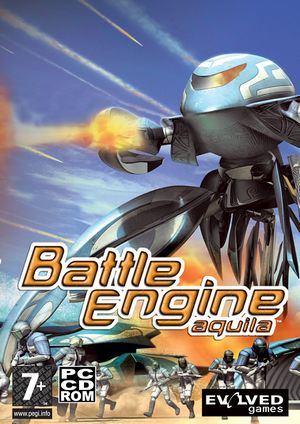 Battle Engine Aquila cover