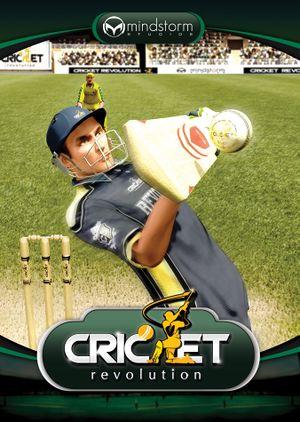 Cricket Revolution cover