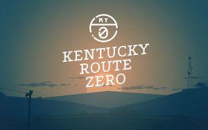 Kentucky Route Zero cover
