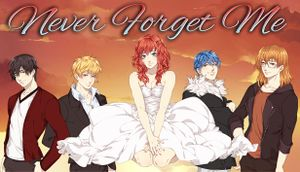 Never Forget Me cover