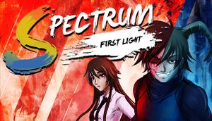 Spectrum: First Light cover