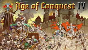 Age of Conquest IV cover