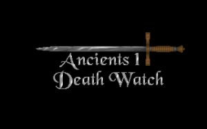 Ancients 1: Death Watch cover