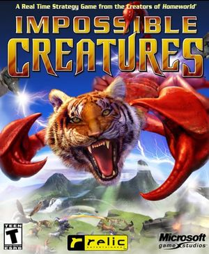 Impossible Creatures cover