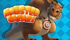 Monster Safari cover
