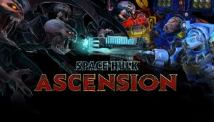 Space Hulk Ascension cover