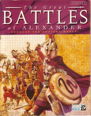 The Great Battles of Alexander cover