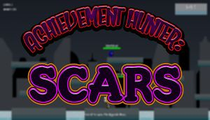 Achievement Hunter: Scars cover