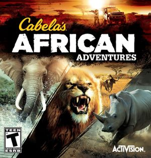 Cabela's African Adventures cover