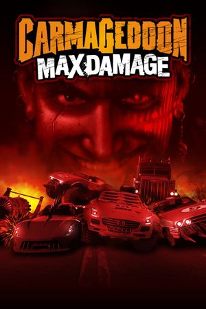 Carmageddon: Max Damage cover