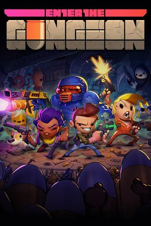 Enter the Gungeon - PCGamingWiki PCGW - bugs, fixes, crashes, mods