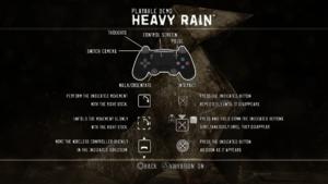 DualShock 4 gamepad controls