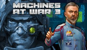 Machines at War 3 cover