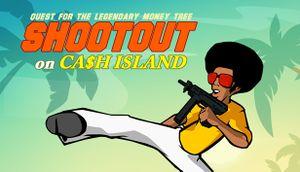 Shootout on Cash Island cover