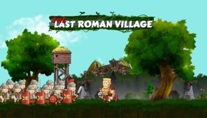 The Last Roman Village cover