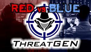 ThreatGEN: Red vs. Blue cover