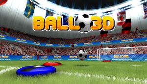 Ball 3D: Soccer Online cover