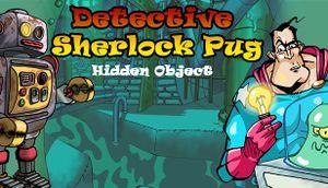 Detective Sherlock Pug - Hidden Object cover