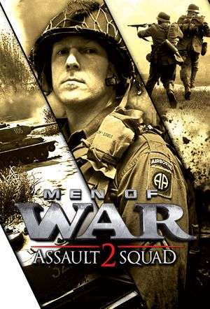 Men of War: Assault Squad 2 cover