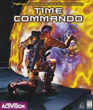 Time Commando cover