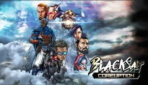 Black Salt Coreuption cover