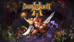 Dark Quest 2 cover