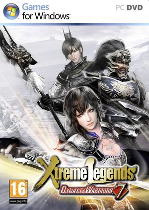 dynasty warriors 7 xtreme legends definitive edition save
