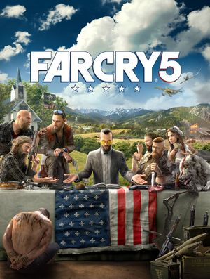 Far Cry 5 - PCGamingWiki PCGW - bugs, fixes, crashes, mods, guides